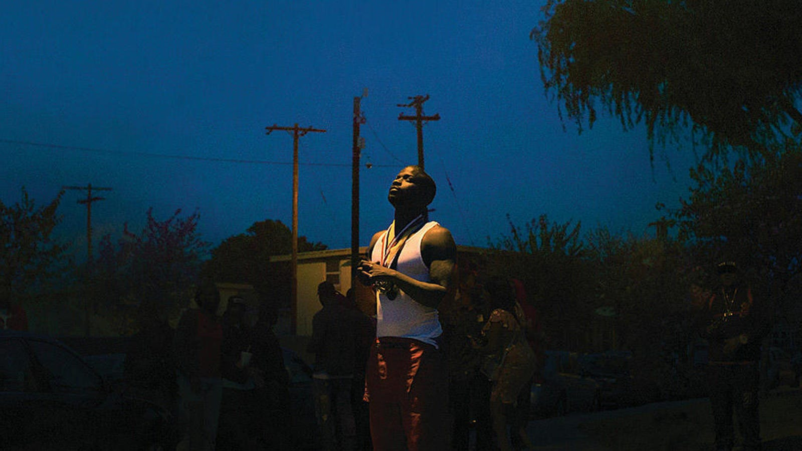 Don't let the preposterous flood of major rap releases make you forget Jay Rock