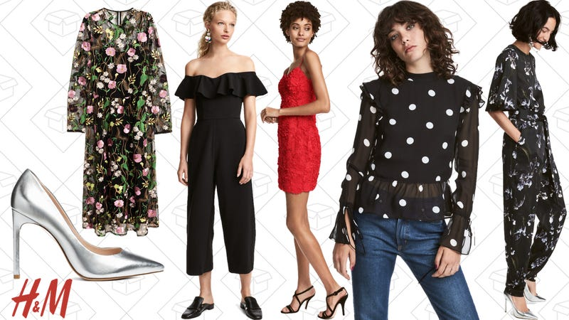 """Up to 50% off select """"party styles"""", plus free shipping with code 9054"""