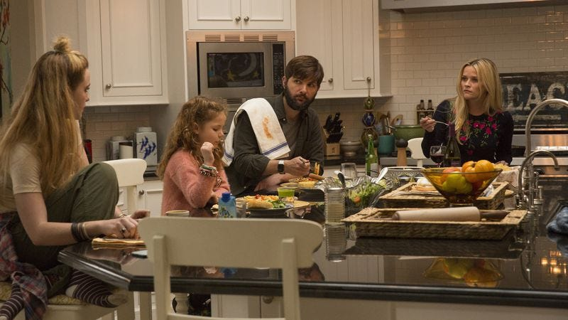 Madeline's kitchen (Photo: Hilary Bronwyn Gayle/HBO)