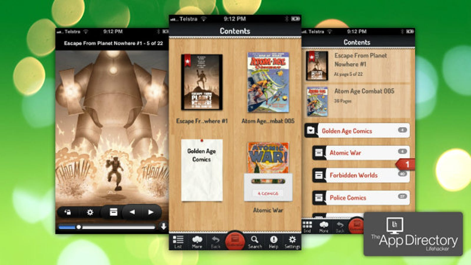 The Best Comic Reader App for iOS