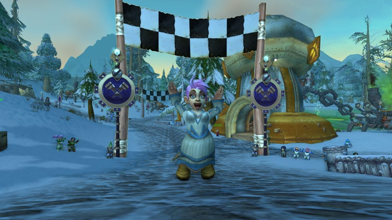 World of Warcraft's 'Running of the Gnomes' Fan Event Gets Official
