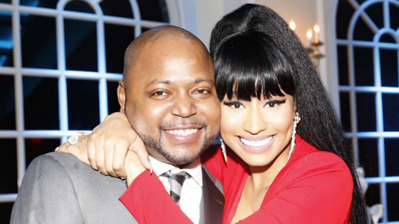 Illustration for article titled Nicki Minaj's Brother Charged With Raping a Child