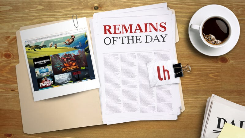 Illustration for article titled Remains of the Day: Steam Kicks Off Autumn Sale