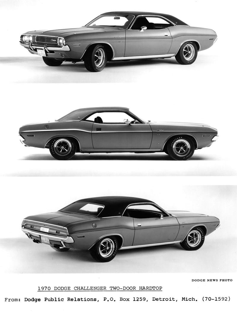 1970 Dodge Charger Rt: Muscle Cars? B&W 1970 Dodge Challenger Photodump