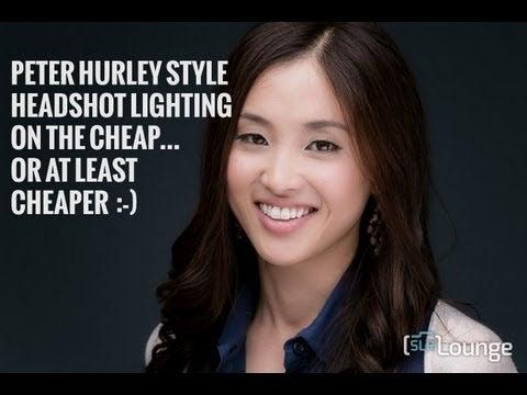sc 1 st  Lifehacker & Take Beautiful Headshots a la Peter Hurley with a Cheap Lighting Setup azcodes.com