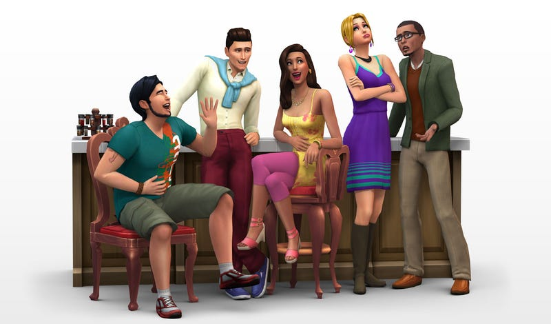Illustration for article titled Breaking The Sims 4 Is Just As Fun As Playing It