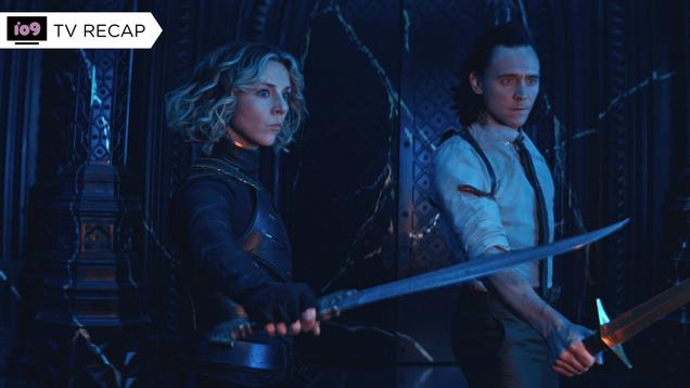 Loki s Finale Asks If Time Is Inevitable, or Just Marvel Studios