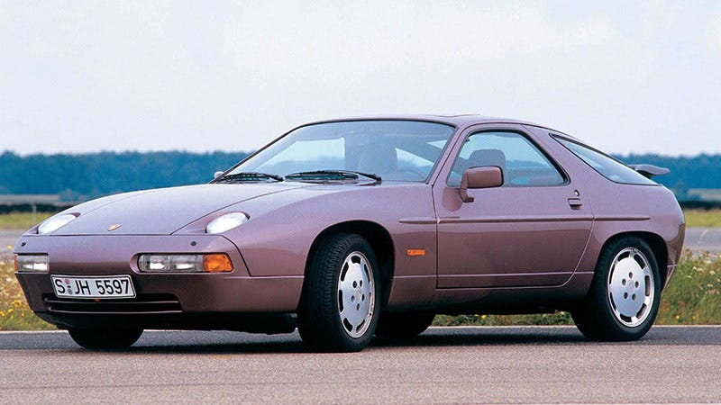 A Porsche 928 S4 pictured. Photo Credit: Porsche