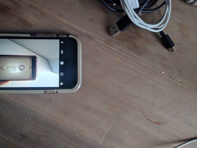 old nexus, meet slightly younger iphone 6s
