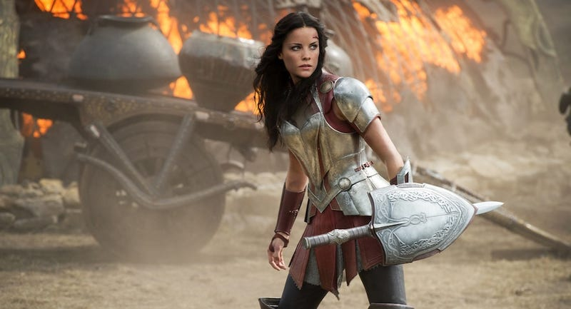 Illustration for article titled Jaimie Alexander confirms talks with DC — will she be Wonder Woman?