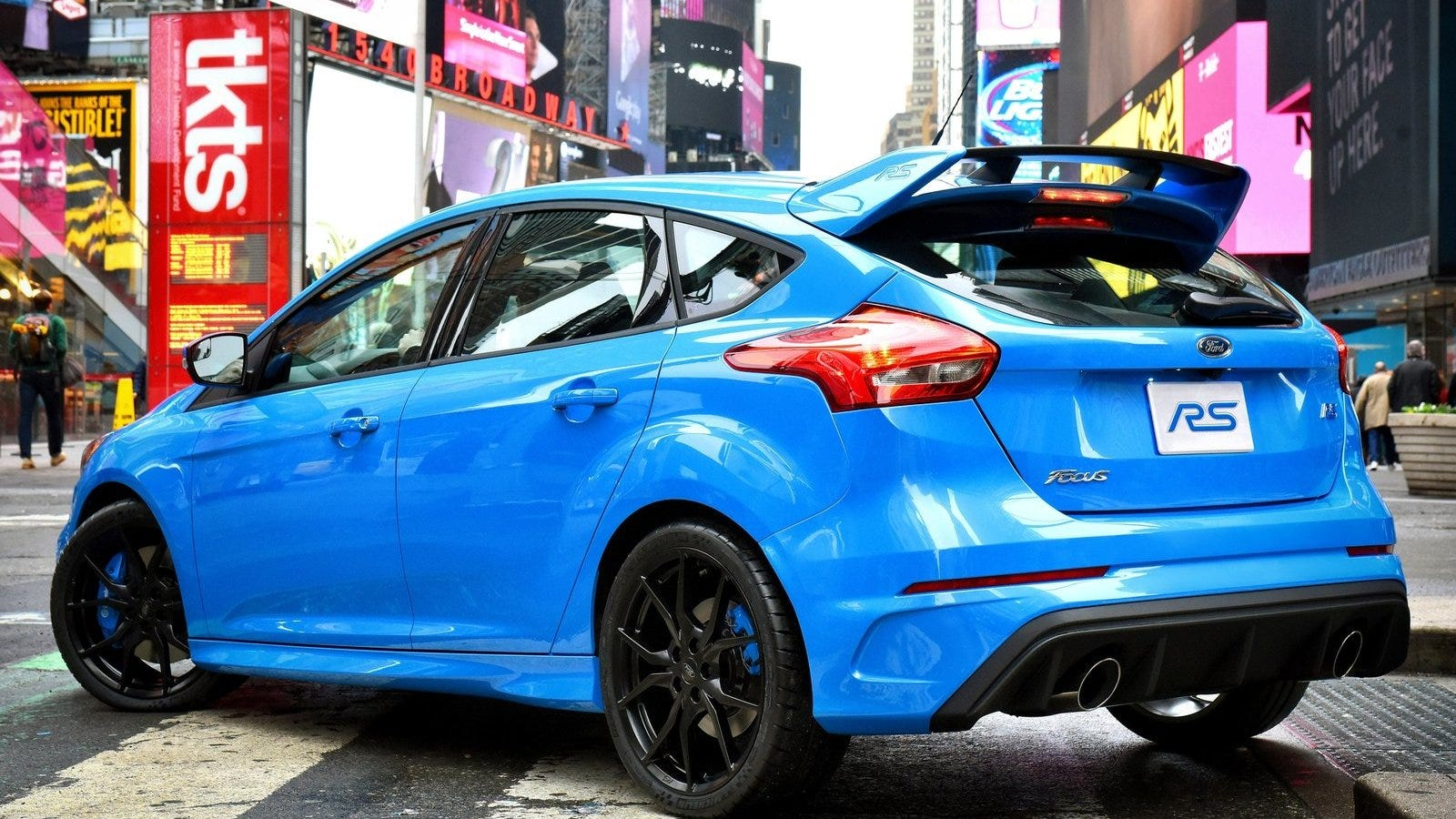 You Can Get An Awesome Deal On A Ford ST Or RS Right Now Before They're Gone