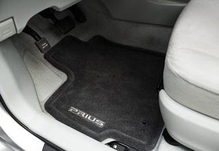 Illustration for article titled Toyota To Fix Gas Pedals So Floor Mats Won't Cause Fiery Death