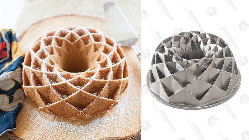 Nordic Ware Jubilee Bundt Pan | $34 | Amazon