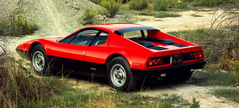 Illustration for article titled What's The Most Ridiculously Out-Of-Place Supercar You've Ever Seen?