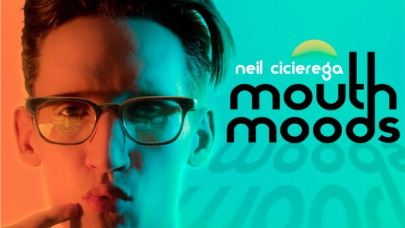 Illustration for article titled Neil Cicierega is here to reclaim the internet with his new album Mouth Moods