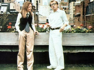 Illustration for article titled Updated: Annie Hall And Shopping Menswear: A Love Letter