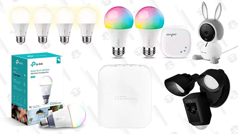 Smart Home Gadgets | Amazon | Use code SMARTHOME20, must have Alexa/Echo registered to your account