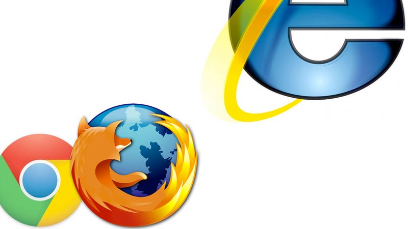 Illustration for article titled Chrome's About to Knock Firefox to Third Place