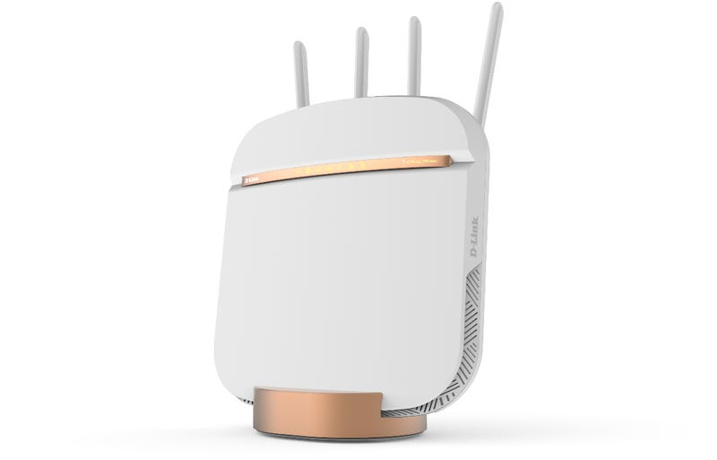 D-Link's New 5G Wifi Router Could Let You Say Goodbye to