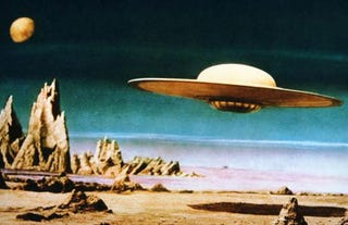 Illustration for article titled Forbidden Planet Movie Won't Be Retro After All