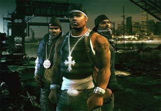 Illustration for article titled Modern Warfare 2 Features Cameo From 50 Cent (And More)