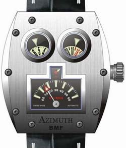 Illustration for article titled Azimuth Mr.Roboto Watch