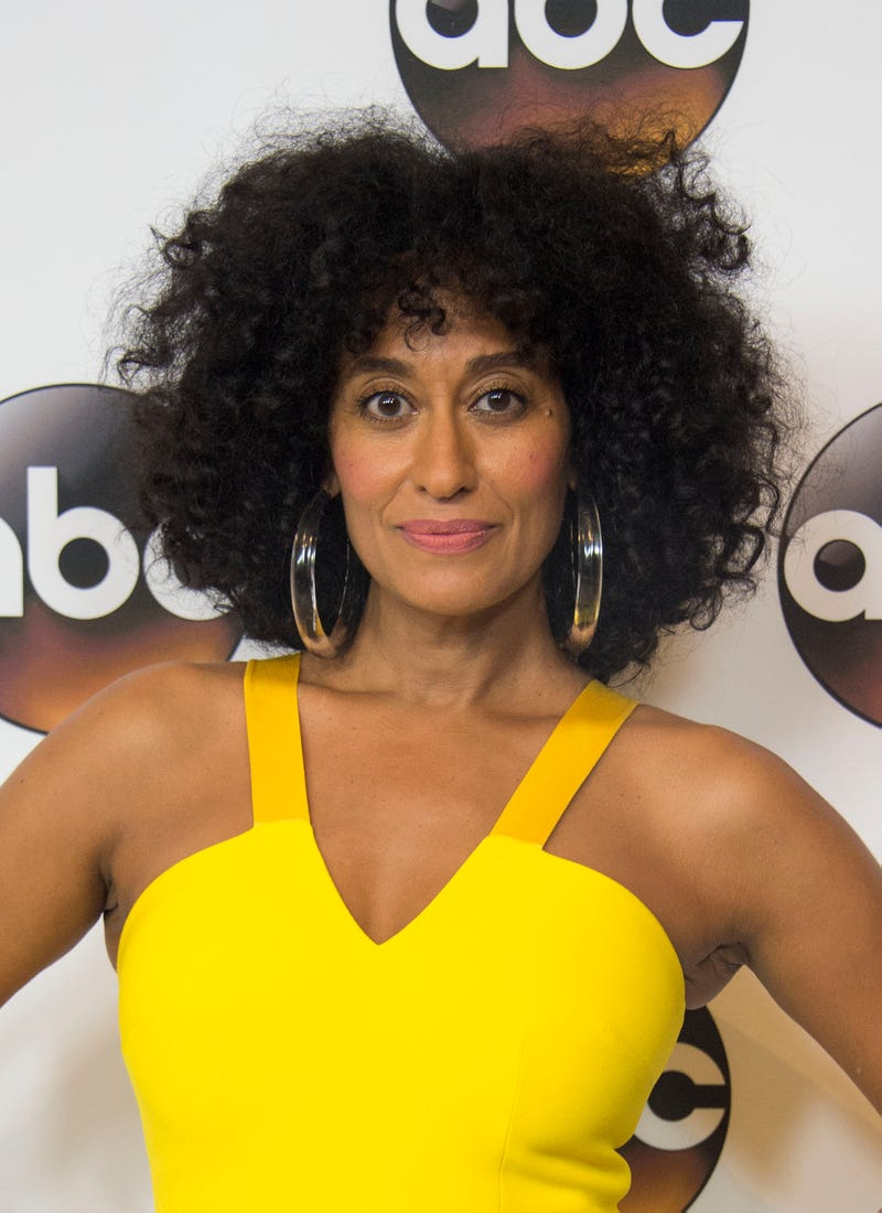 Actress Tracee Ellis Ross attends The 2016 Disney ABC Television Group TCA Summer Press Tour in Beverly Hills, Calif., on Aug. 4, 2016.VALERIE MACON/AFP/Getty Images