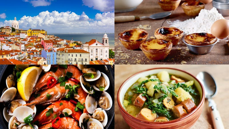 A 60-second intro to Portuguese food