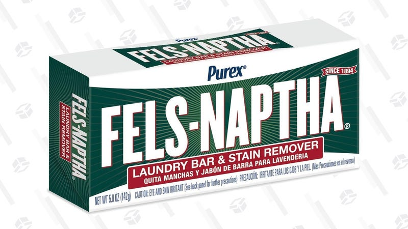 Fels-Naptha Laundry Bar | $2 | Amazon