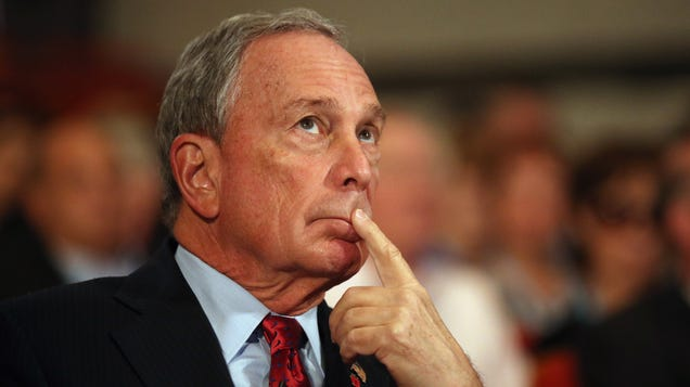 Report: Mike Bloomberg s Campaign Quietly Pouring Millions Into a Tech Firm He Founded This Year