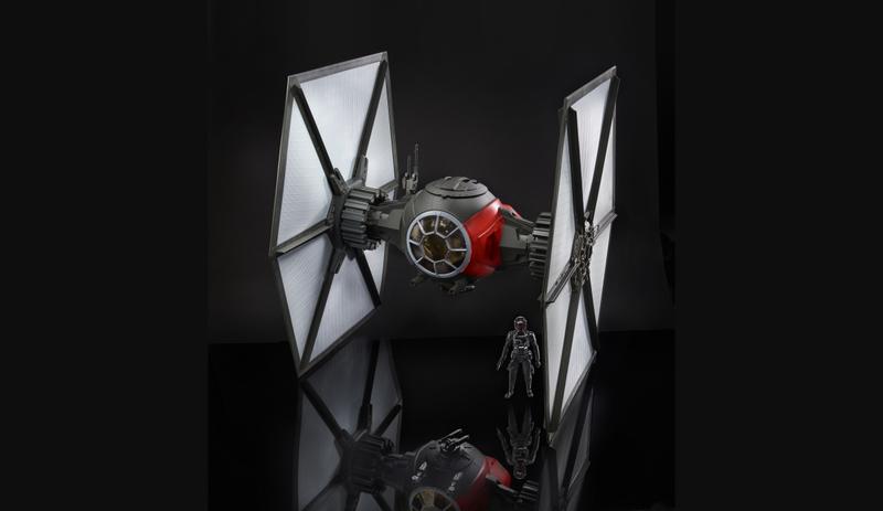 Illustration for article titled Las primeras figuras de acción de Star Wars VII son caras, pero geniales