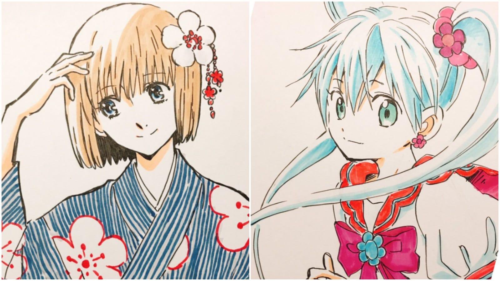Download 55+ Wallpaper Animasi Anime HD Terbaik
