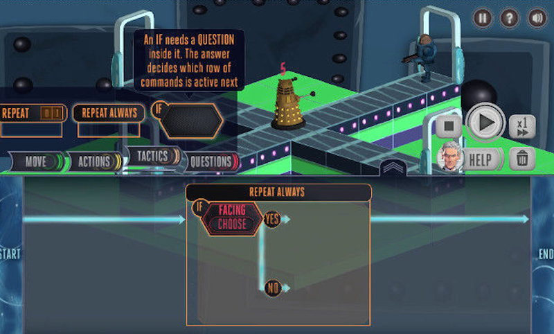 Illustration for article titled The BBC Is Teaching Kids How To Program Their Own Dalek