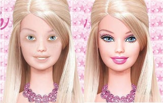 """Illustration for article titled No, Wearing Makeup is Not """"Lying"""" About Your Appearance"""
