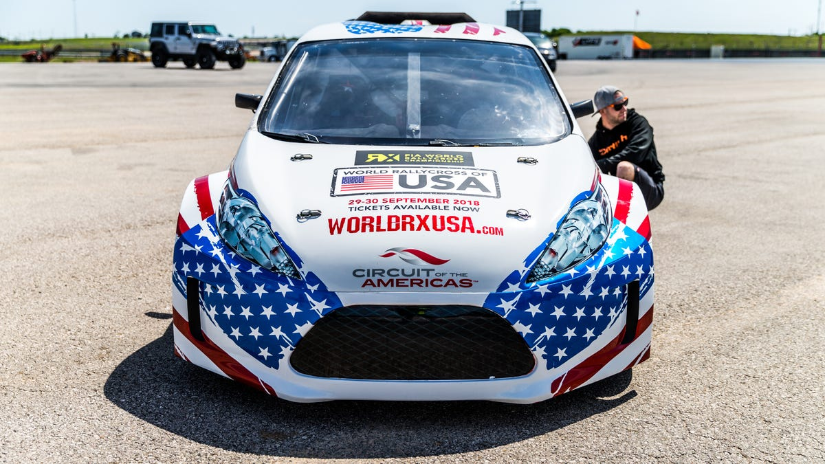 FIA World Rallycross Is Coming To America, And Of Course COTA Is ...