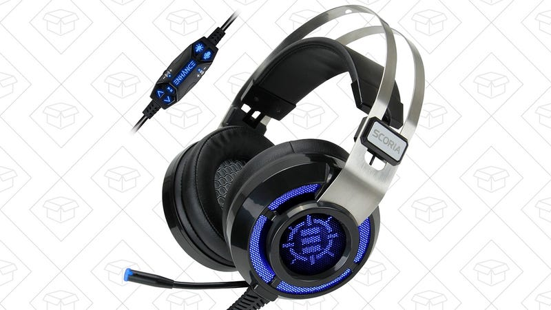 Scoria 7.1 Channel Gaming Headset | $25 | Amazon | Promo code SCORIA50