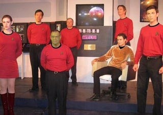 Illustration for article titled U.S.S. Pinafore is the very model of a modern Star Trek-Gilbert & Sullivan mash-up!
