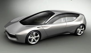 Illustration for article titled Pininfarina Sintesi Concept Fully Revealed