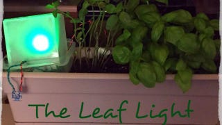 Build an Indoor Garden Monitor for Checking Light and Soil Conditions