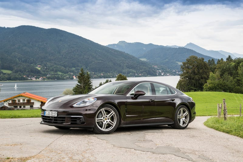 the 2017 porsche panamera isnt hardcore enough to buy just yet - 2015 Porsche Panamera 4s