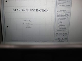 Illustration for article titled Stargate Atlantis Movie Title Announced, But What Does It Mean?