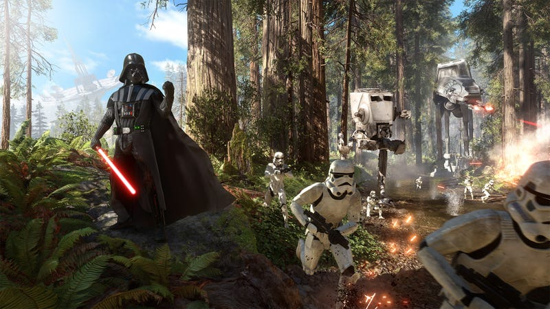 Illustration for article titled Eight Players Who Killed It In The Star Wars Battlefront Beta