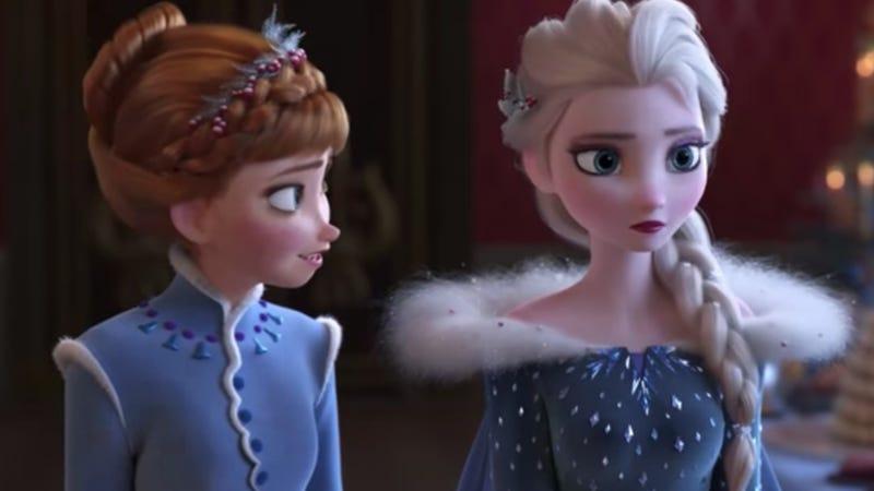 Thank God Disney Is Pulling That Long Ass Frozen Short