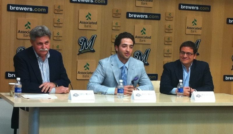 Illustration for article titled The Brewers Get To Keep Ryan Braun's $3.4 Million