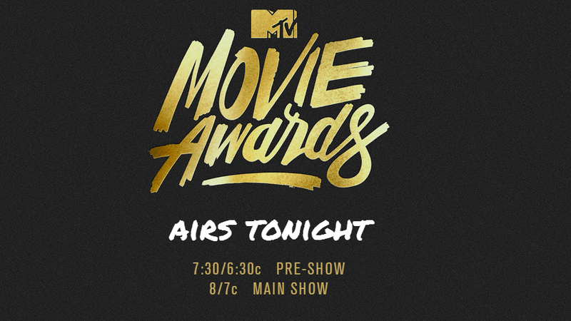 Illustration for article titled How to Watch the 2016 MTV Movie Awards Online, No Cable Required