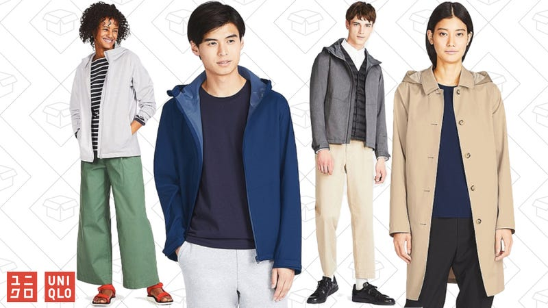 Save $10 on Blocktech Jackets | Uniqlo