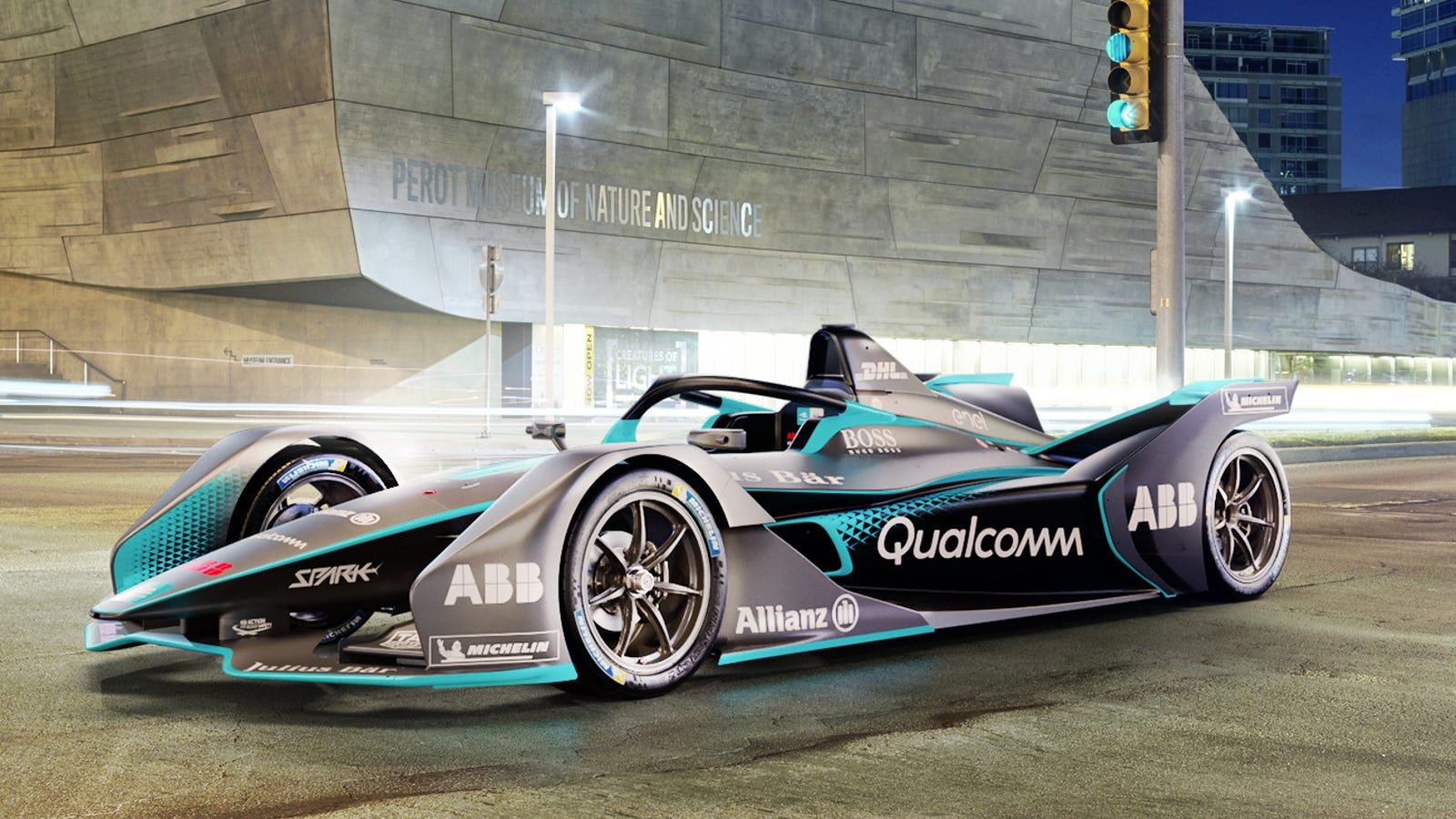 Formula E S New Race Car Actually Looks Pretty Awesome And