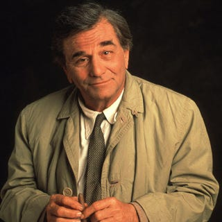 Illustration for article titled 14,629 Days of Peter Falk