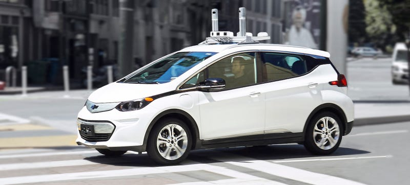 GM Invades Google's Territory With Autonomous Car Testing In San Francisco