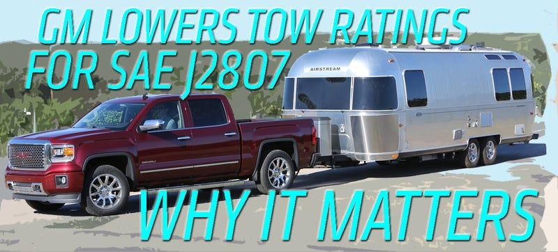 why gm lowering 2015 silverado sierra tow ratings is such a big deal. Black Bedroom Furniture Sets. Home Design Ideas